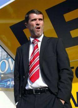 The Northern Echo: Roy Keane