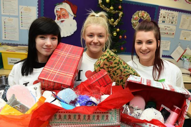 Christmas Shoebox Appeal.Shoebox Appeal To Help Domestic Violence Victims And The