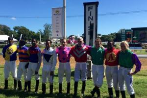 Postcard from Barbados – by leading jockey Paul Mulrennan