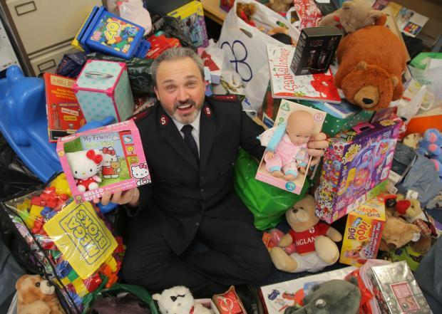 Darlington bank joins valiant Toy Appeal to get Christmas gifts to ...