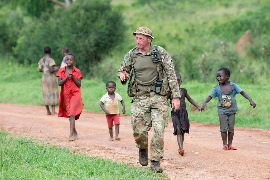 Soldiers from region travel to Africa to train Ugandan soldiers