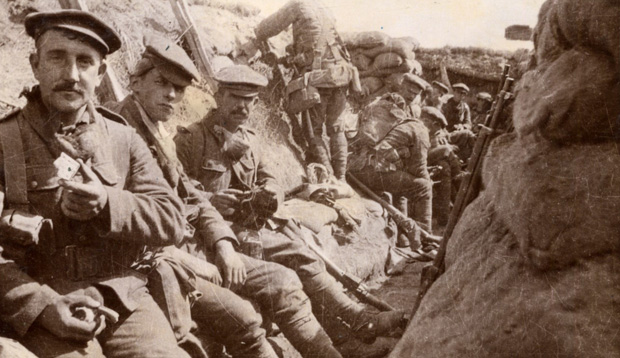 The Northern Echo: Durham Light Infantry