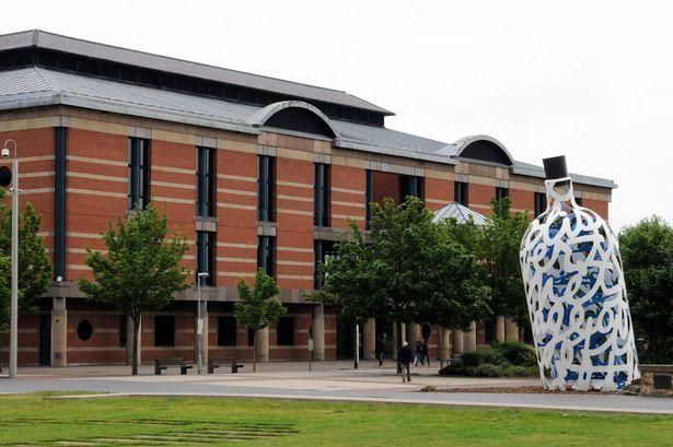Teesside Crown Court heard Christopher Smith used sales websites Gumtree and Shpock as well as Facebook to sell the £20 football strips which he imported from China