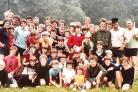 Photo taken during the 1st Sedgefield Scout Group summer camp in 1980, in Dilston, Northumberland. Pic by Paul Unsworth