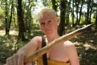 Lucinda Stott from Hartlepool, who is one of the contestants in Channel 5 show 10000 BC
