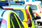 Police have shut the A688 near Bishop Auckland following a crash