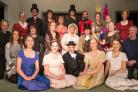 The cast of Pride and Prejudice, by The Castle Players (54084908)
