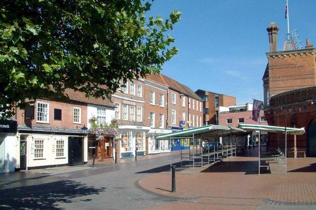 Council chiefs have used the example of Wokingham, pictured, to show they believe North-East councils have been unfairly hit.