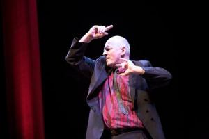 Storyteller Ben Haggerty to perform in Teesdale