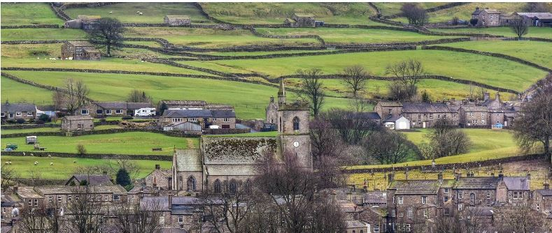 CARE: Hawes in Wensleydale, North Yorkshire