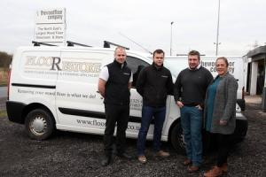 Darlington apprentice buys his former employer