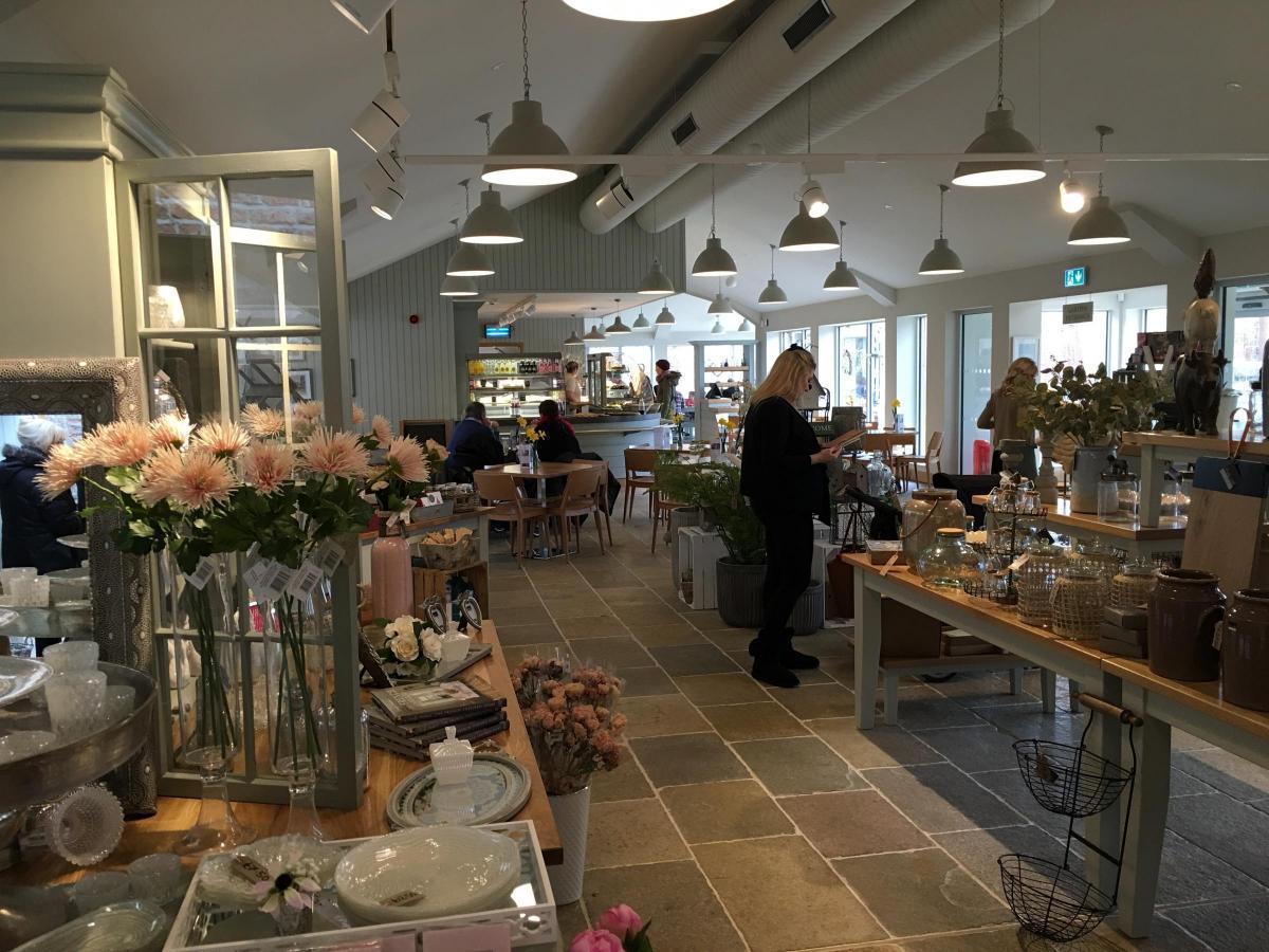 Restaurant Review: Wynyard Hall Gardens Cafe, Billingham | The ...