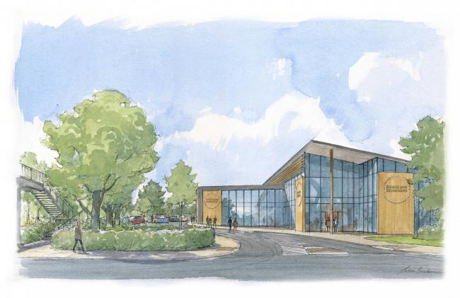 growth an artists impression of barker and stonehouses new guildford store the company is barker stonehouse furniture