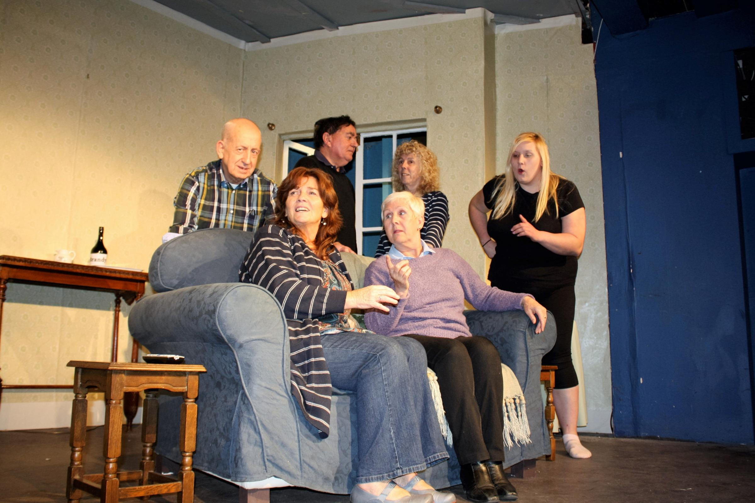 Delightful Comedy Staged At City Theatre The Northern Echo