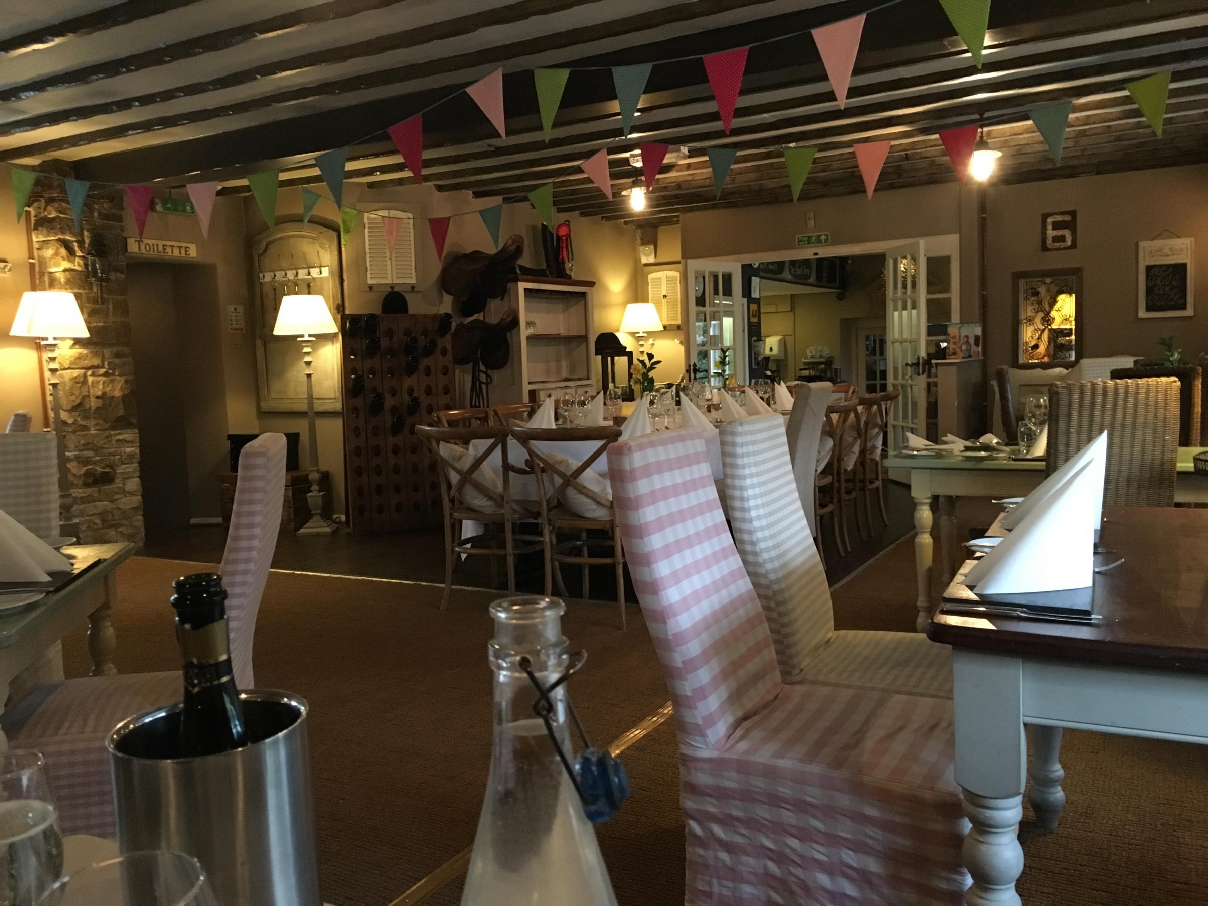 restaurant review the black horse inn kirkby fleetham the rh thenorthernecho co uk