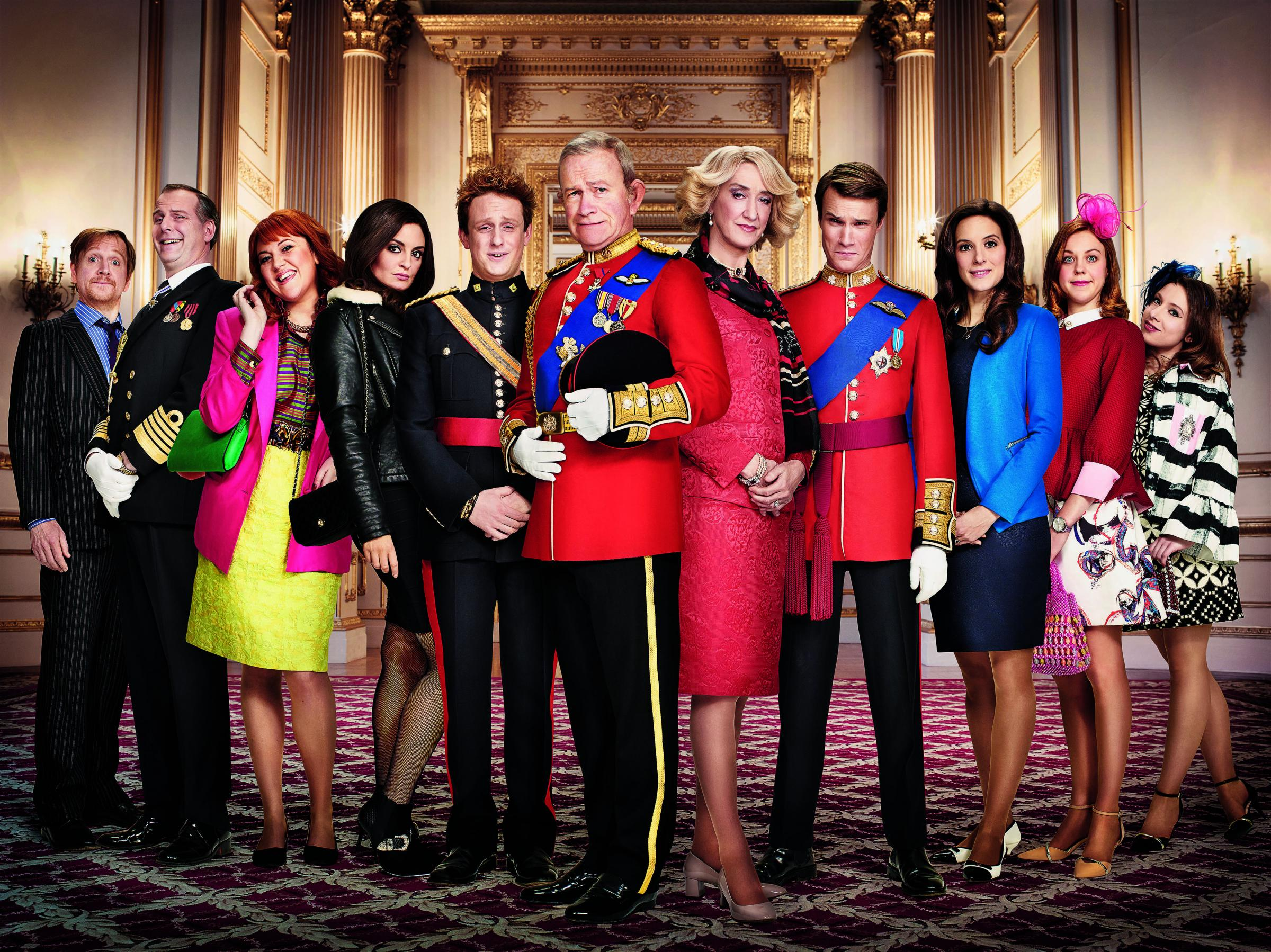 Image result for the windsors season 4