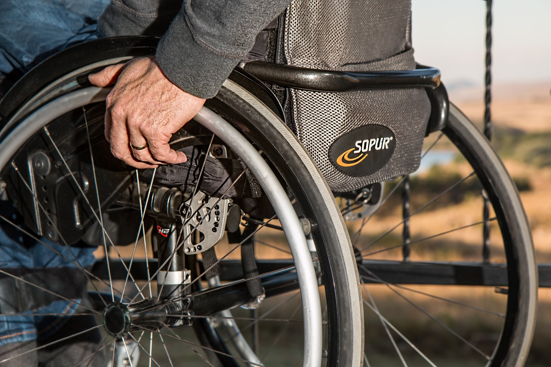 A report by the Equality and Human Rights Commission claims disabled people are falling further behind in Britain. Picture: Pixabay.com