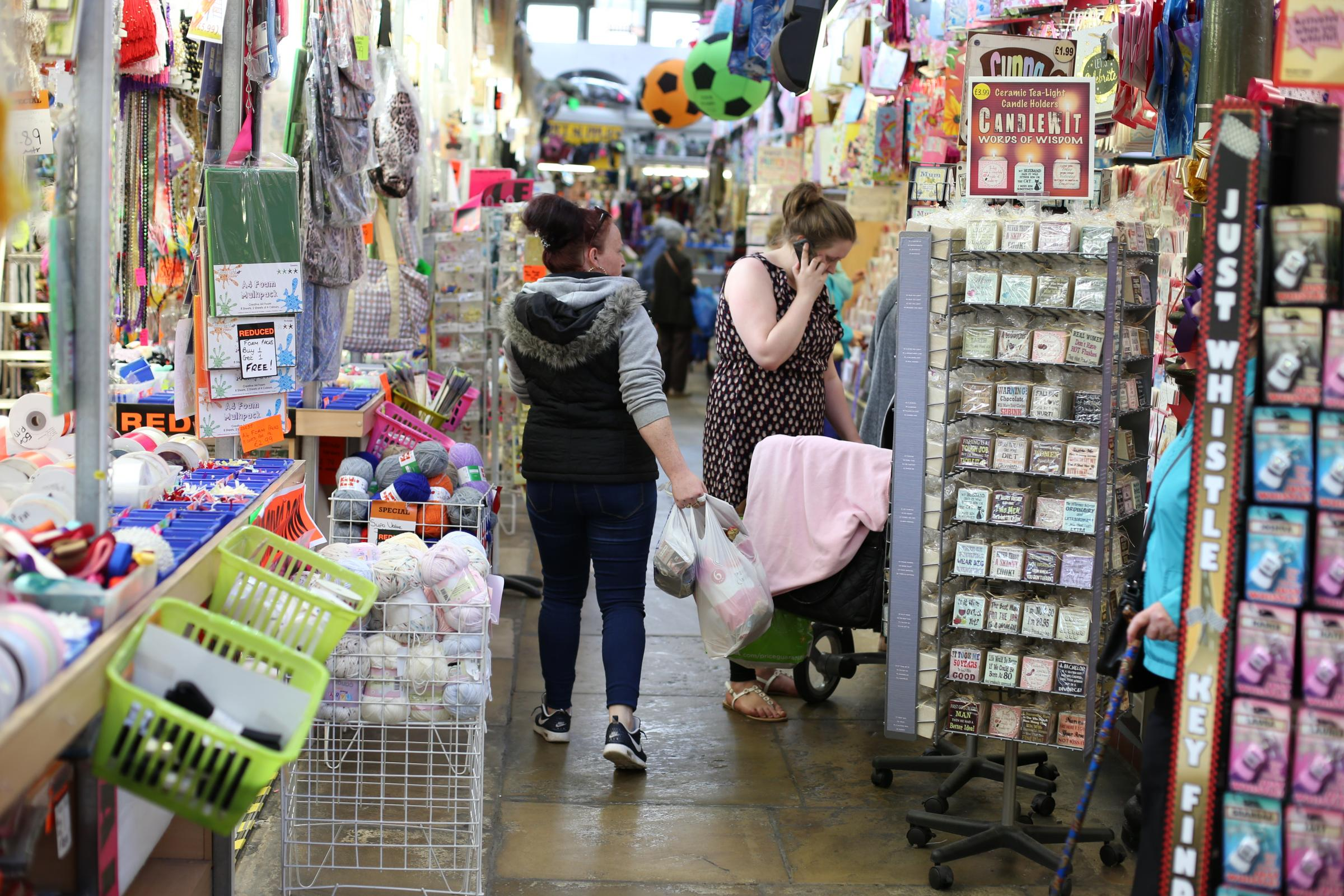 A day in the life of darlington covered market the traders the a day in the life of darlington covered market the traders the customers and its 152 year history the northern echo kristyandbryce Choice Image