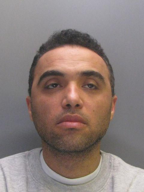 JAILED: Mohammed Mahboubian, jailed for seven-and-a-half years for sexually assaulting girl he picked up while making pizza deliveries.