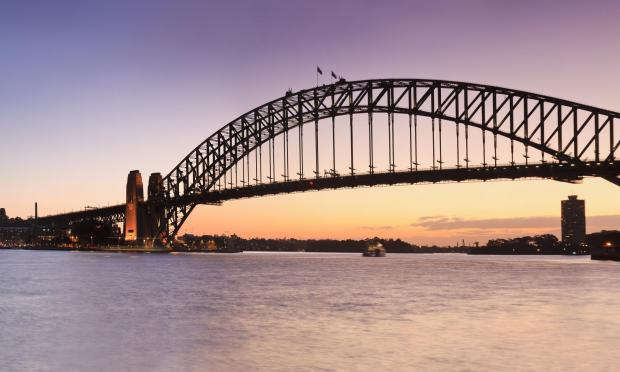 The Northern Echo: The Sydney Harbour Bridge was constructed by Cleveland Bridge in 1932