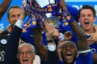 FAIRYTALE FOOTBALL: Leicester surprised everyone as they won the Premier League title last season