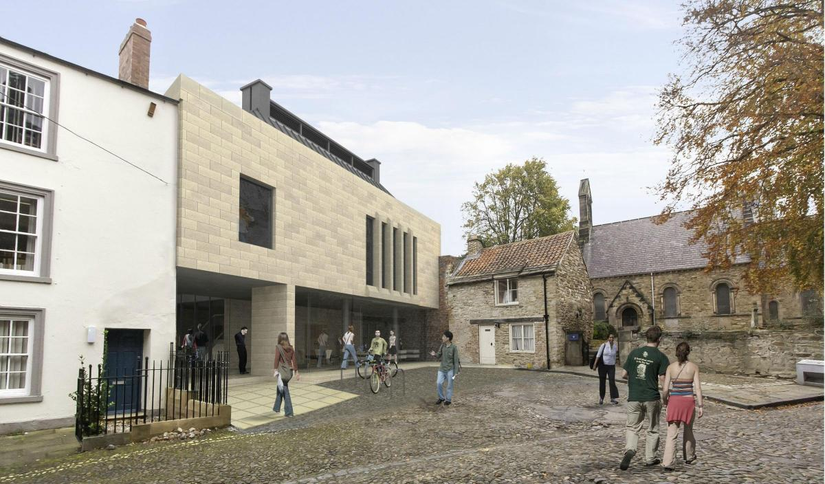 Plans For New Library Near Durham Cathedral Approved After Appeal