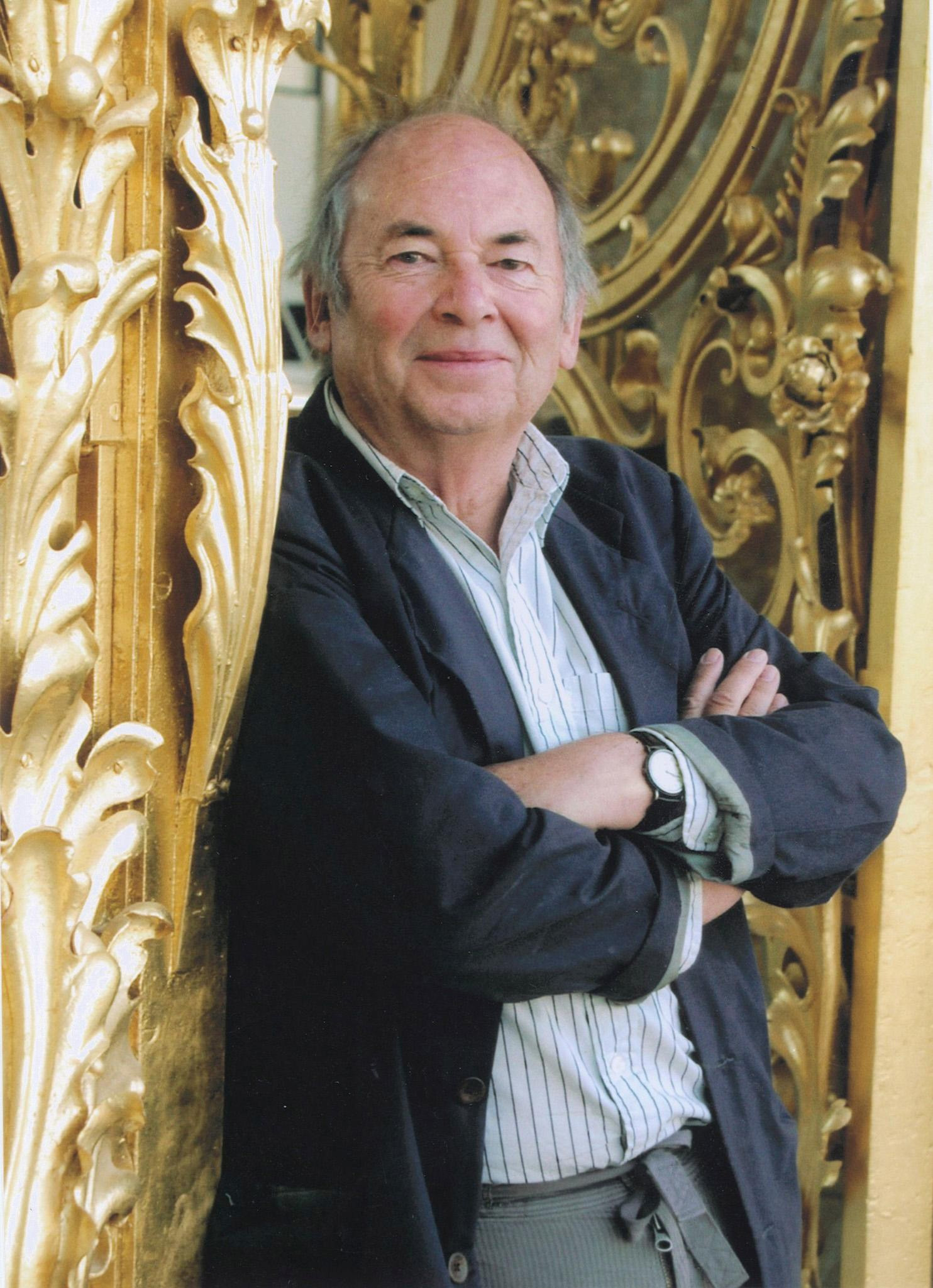 Undated Handout Photo of Quentin Blake. See PA Feature BOOK Blake. PA Photo/Handout..