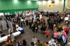 SUCCESS: Crowds gathered for last year's Tees Valley Skills Event