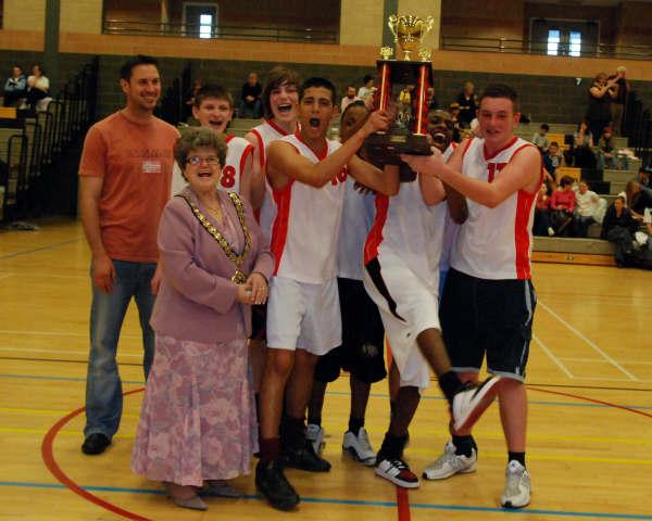 Norton were 2008 Year 11 Winners