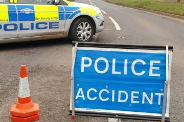 Crash on A182 near Dalton Park closes A19 slip road