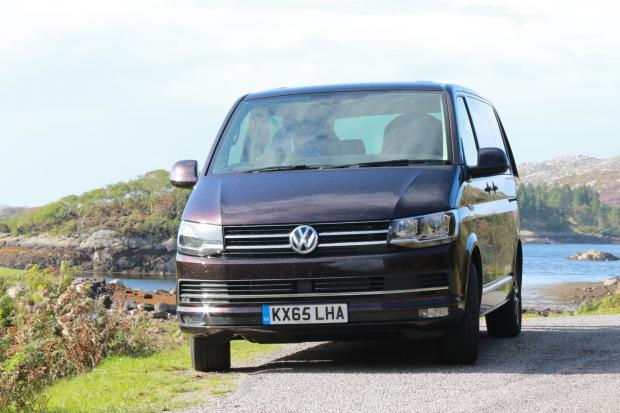 Tested: VW Caravelle Executive 2 0 TDI (Price, as tested