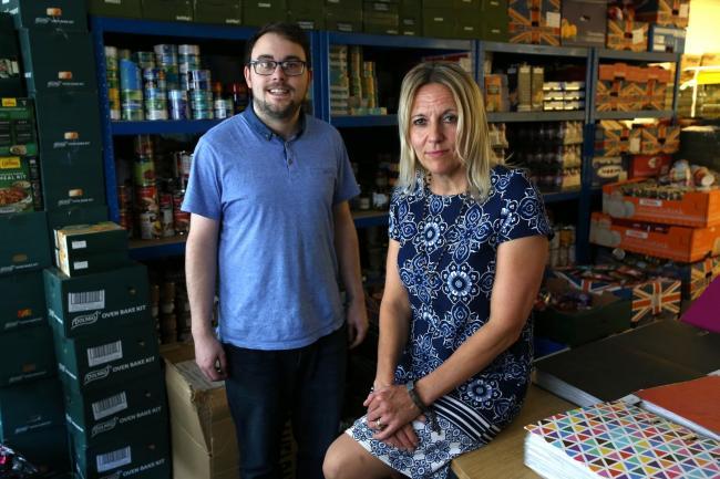 Surplus Produce And Generous Shoppers Bolster Darlington