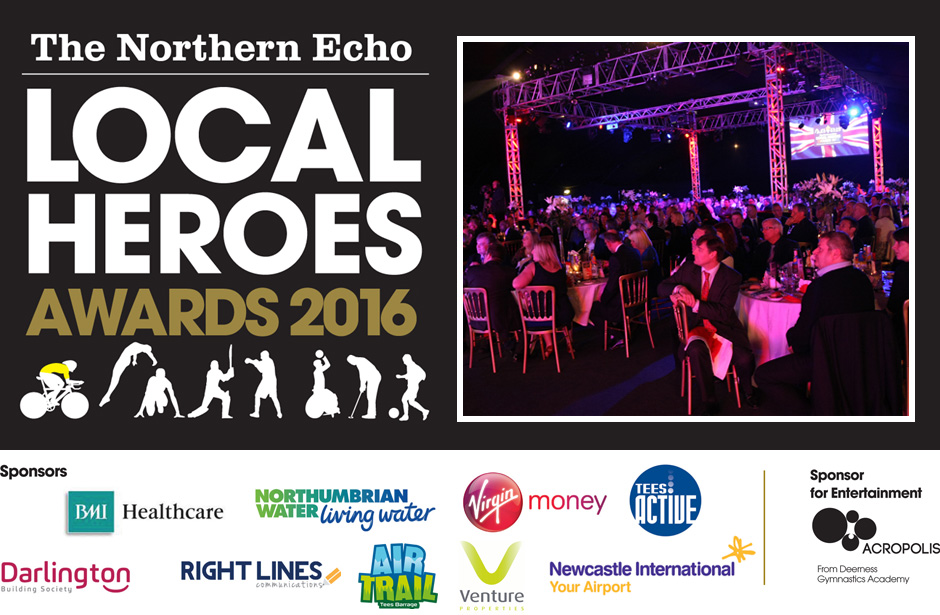 The Northern Echo: Local Heroes Awards