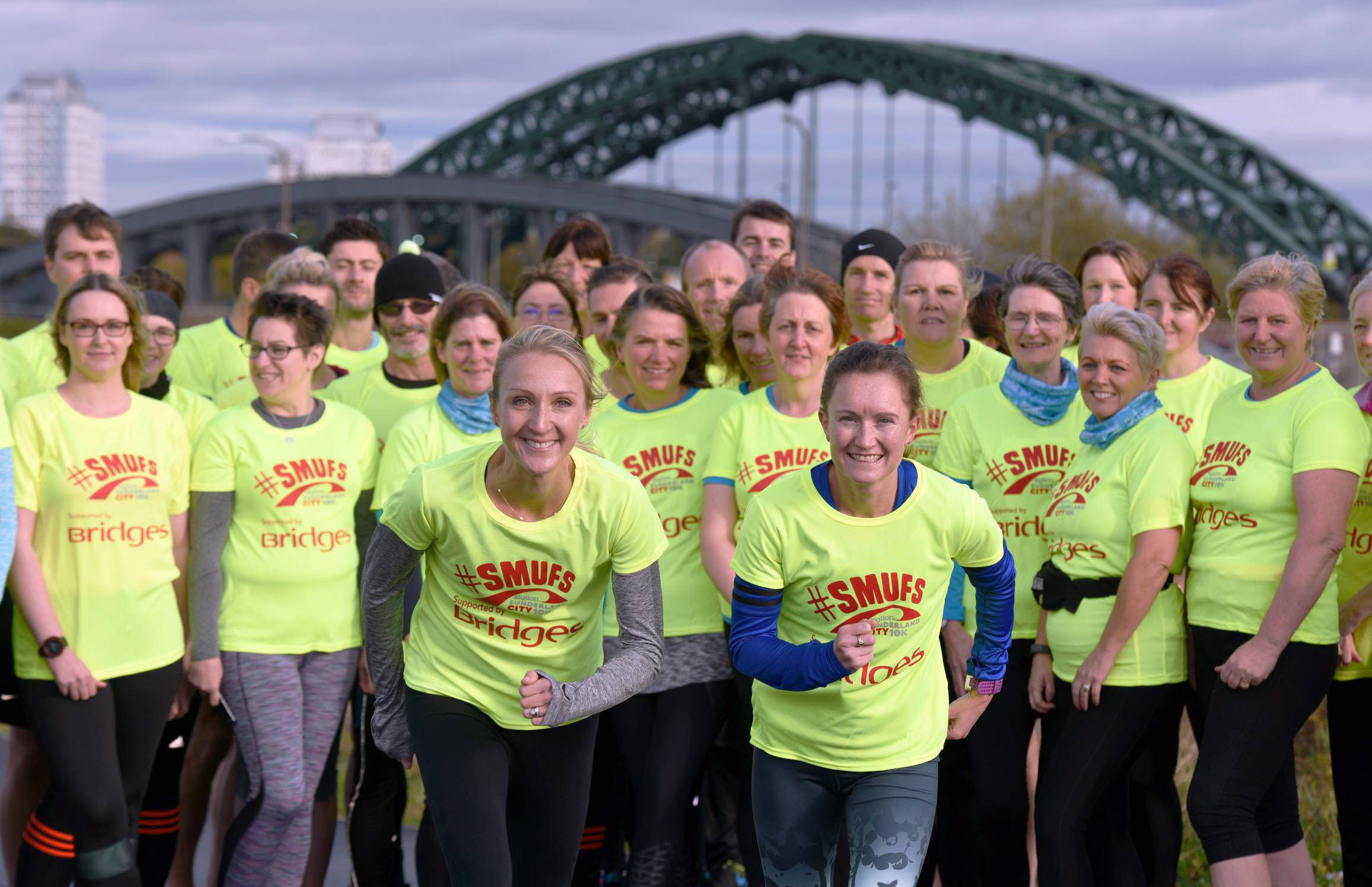 Watch Paula Radcliffe long distance runner video