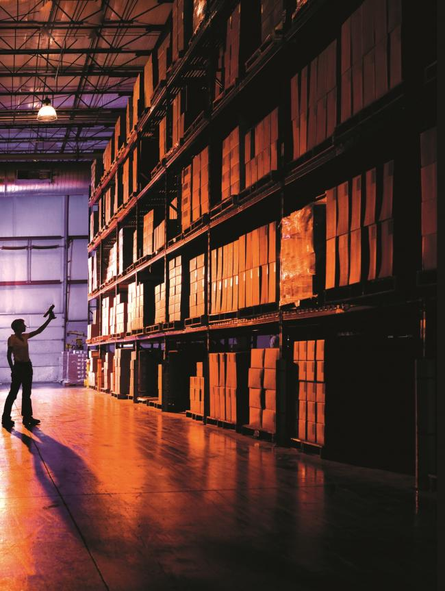 SERVICE: Indigo Software's management application is used by companies to organise warehouse operations