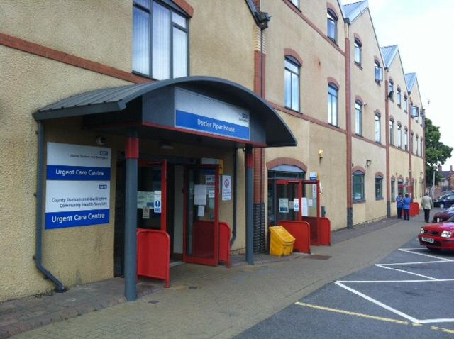 Walk-in health service is moving in to hospital | The Northern Echo