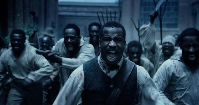 Birth Of A Nation. Pictured: Nate Parker as Nat Turner