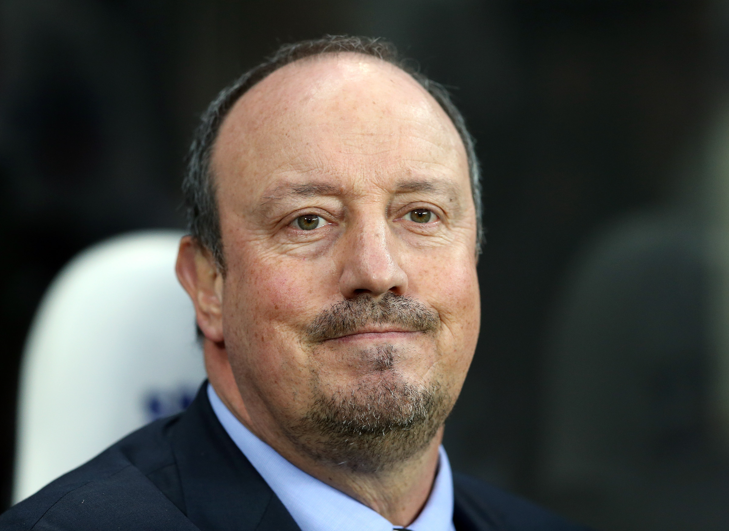 Newcastle United manager Rafael Benitez - has he given up? Picture: PA