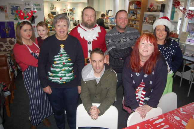 The Christmas Pact.Community Invited To Free Christmas Day Cafe Lunch The
