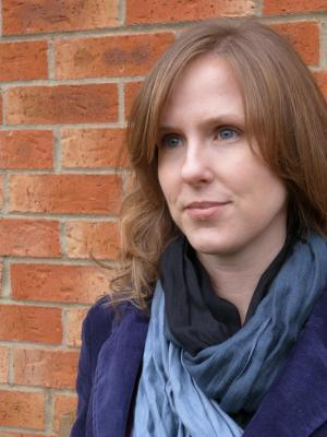 POET: Poet Natalie Scott will be working with former inmates and staff from Holloway Prison
