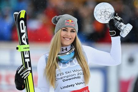 The Northern Echo: 'It's going to be a hard thing to get done with all the ski federations and everything involved, but that's my goal,' says Lindsey Vonn