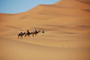 The Moroccan desert. Picture: Pixabay