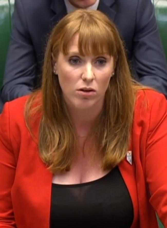 LOBBY: Shadow education secretary Angela Rayner to speak at union event in Newcastle