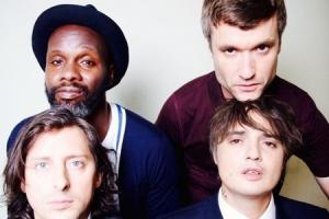 CANCELLED: The Libertines were due to headline at the Festival on the Wall in Northumberland this August