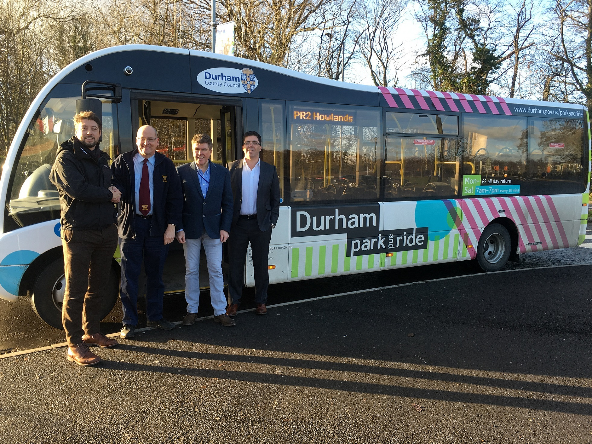 Bus Service For Durham City To Launch This Summer The Northern Echo