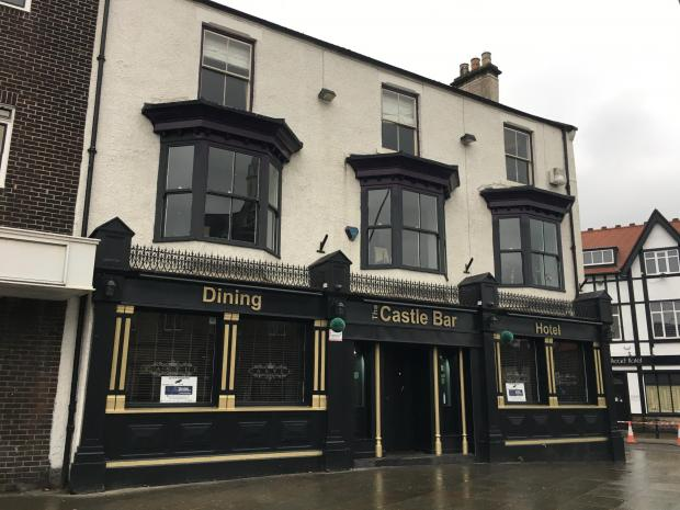 The Northern Echo: SOLD: Castle Hotel and Bar in Bishop Auckland has been bought by Auckland Castle Trust