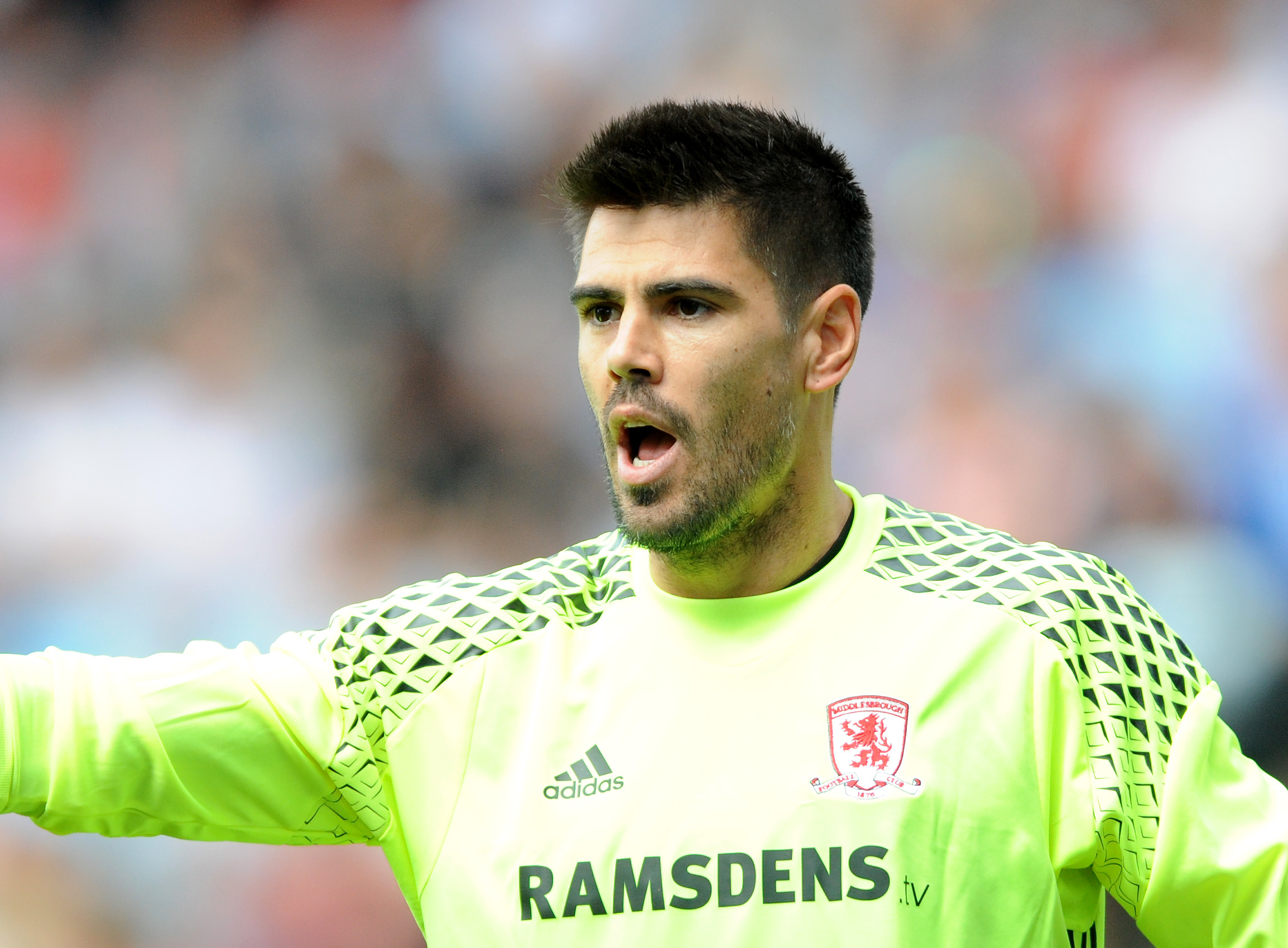 Middlesbrough Victor Valdes available to face Everton as Boro