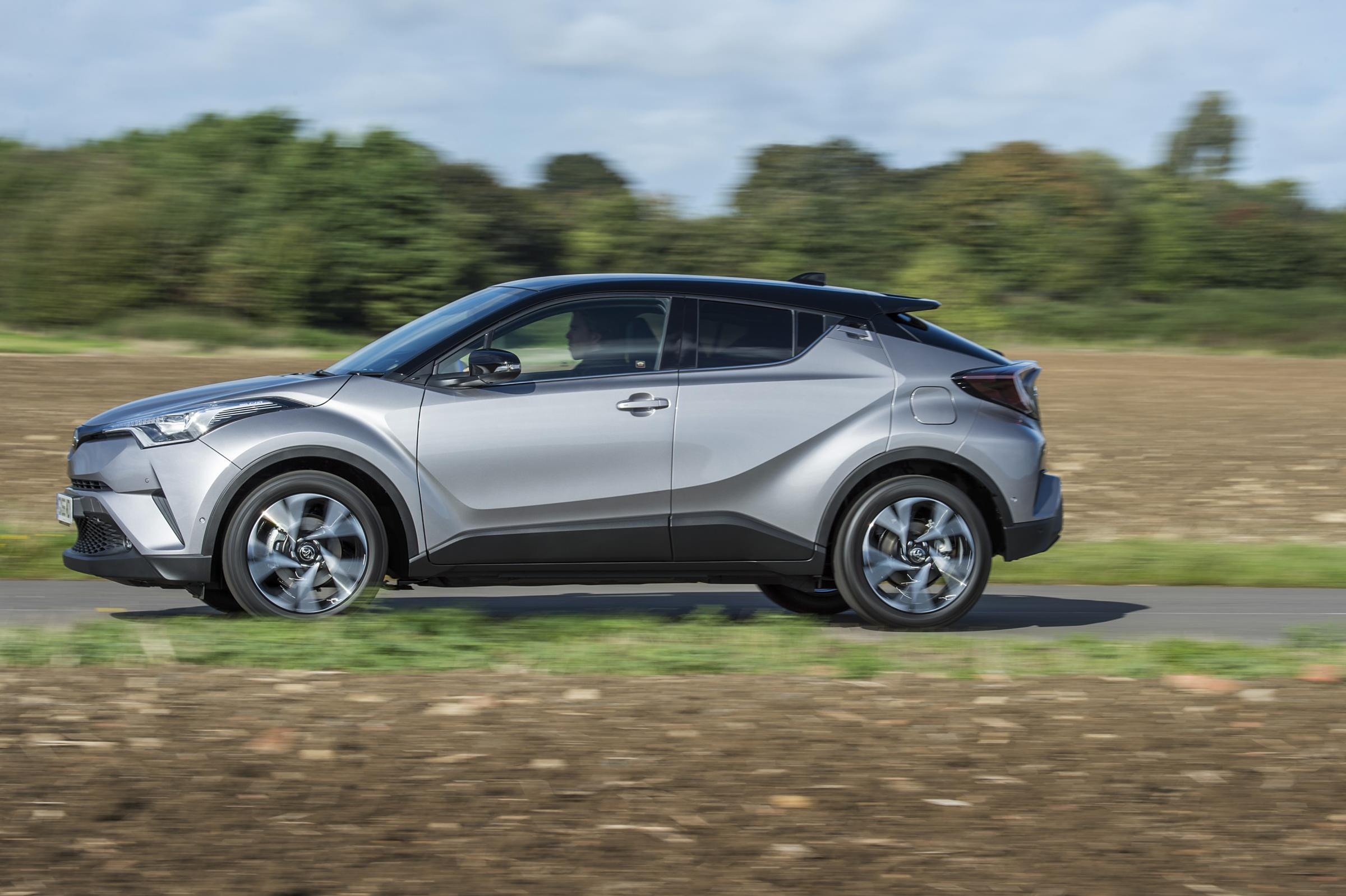 Tested: Toyota C-HR