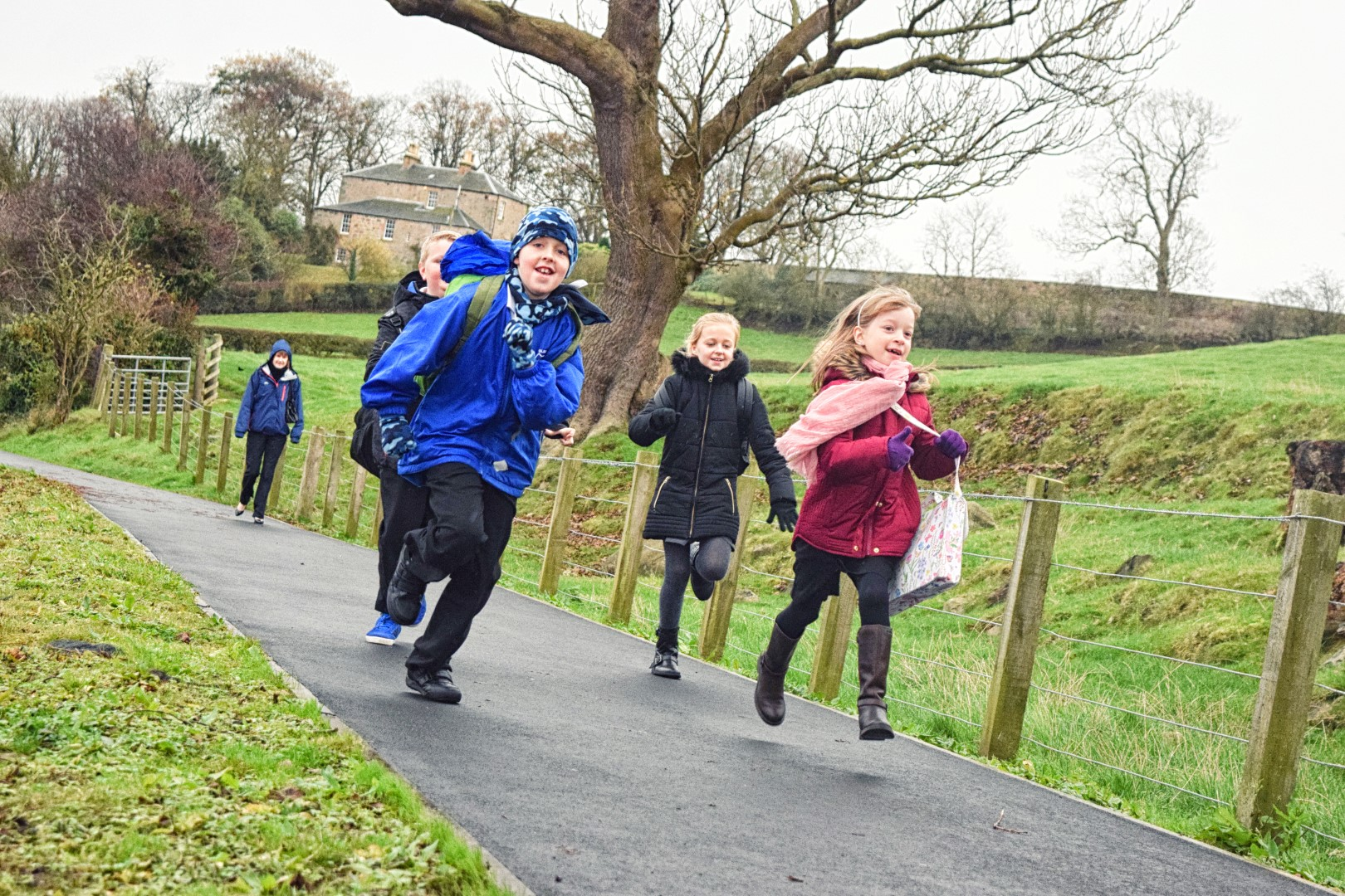 SUSTRANS: Opening up walkways and cycleways for families to enjoy