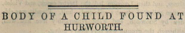 The Northern Echo: AWFUL HEADLINE: From the D&S Times, February 16, 1867